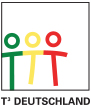 Logo Lehrerfortbildungsnetzwerk T3 Deutschland - Teachers Teaching with Technology