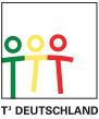 Logo Lehrerfortbildungsnetzwerk T3 Deutschland - Teachers Teaching with Technology